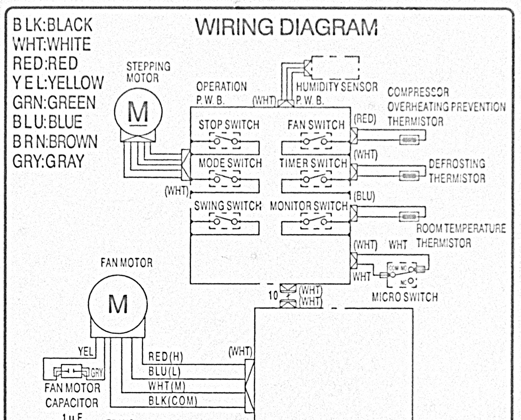 Line Art Photography Cleanup Whitequarks Lab Notebook Motor Thermistor Wiring Diagram The Source Picture Is A Photograph Of Schematics Printed On An Adhesive Film And Applied To Curved Surface Appliance Made From Glossy Gray
